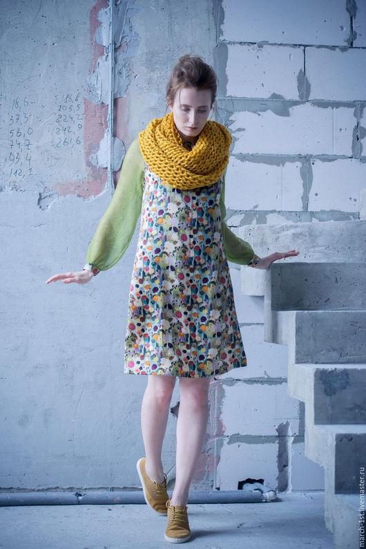 Платья ручной работы. Ярмарка Мастеров - ручная работа. Купить Платье шелковое Летиция. Handmade. Зеленый, Праздничный наряд