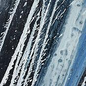 Картины и панно handmade. Livemaster - original item Contemporary paintings to buy, Stream. Handmade.