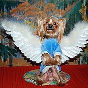 """Для домашних животных, ручной работы. Ярмарка Мастеров - ручная работа Крылья """"ангелочек"""". Handmade."""