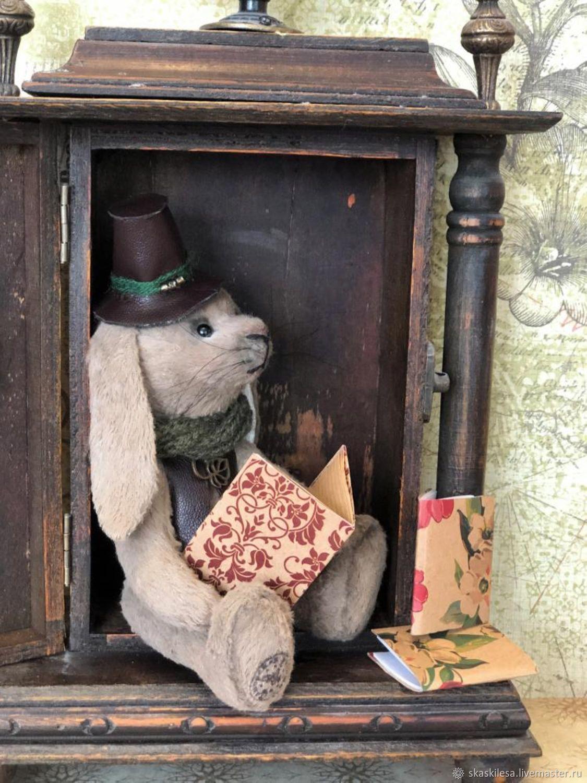 Тедди Кролик Корнелиус, Тедди Зверята, Новосибирск,  Фото №1