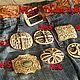 Black leather belt handmade. Straps. schwanzchen. My Livemaster. Фото №6