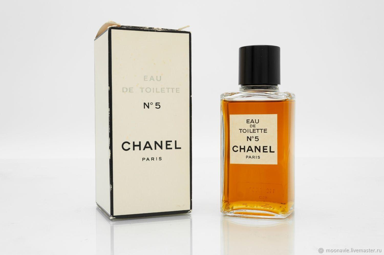 CHANEL 5 (CHANEL) eau de toilette (EDT) 118 ml VINTAGE, Vintage perfume, St. Petersburg,  Фото №1
