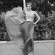 Одежда ручной работы. Ярмарка Мастеров - ручная работа Выпускное платье. Handmade.