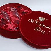 Сувениры и подарки handmade. Livemaster - original item Gifts on February 14: Gift for Valentine`s Day. Handmade.