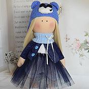 Куклы и игрушки ручной работы. Ярмарка Мастеров - ручная работа Текстильная интерьерная кукла TEDDY DOLL. Handmade.
