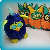 Сувениры и подарки ручной работы. Ярмарка Мастеров - ручная работа Furby Фёрби Ферби - пушистый друг. Handmade.