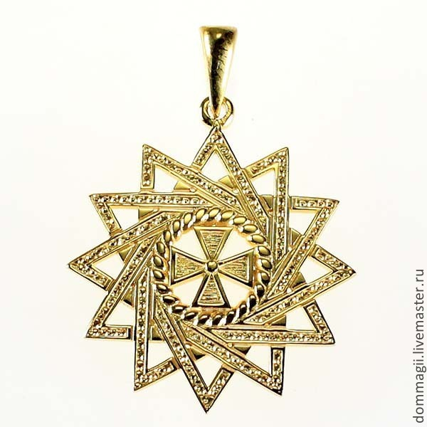 Ertsgamma's star gold, Amulet, Moscow,  Фото №1