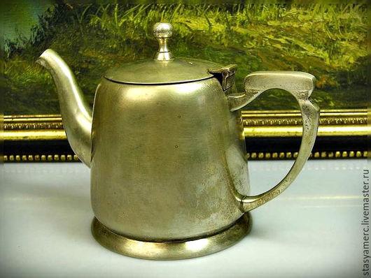 Винтажная посуда. Ярмарка Мастеров - ручная работа. Купить Чайник заварочный. Handmade. Чайник, сервировка стола, кухонный декор