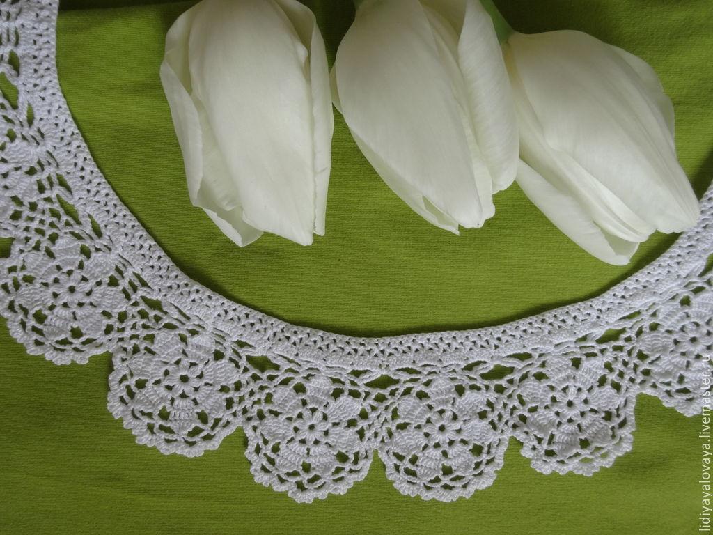 Lace collar No. №7, Collars, Bataysk,  Фото №1