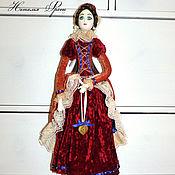 Куклы и игрушки handmade. Livemaster - original item Porcelain Doll Juliet Capulet handmade. Handmade.