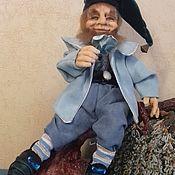 Куклы и игрушки handmade. Livemaster - original item Gnome - romantic. Handmade.