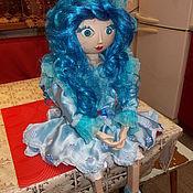 Куклы и пупсы ручной работы. Ярмарка Мастеров - ручная работа Кукла - МАЛЬВИНА. Handmade.