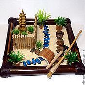 Подарки к праздникам ручной работы. Ярмарка Мастеров - ручная работа Японский садик Гармония. Handmade.