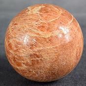 Фен-шуй и эзотерика handmade. Livemaster - original item SOLAR STONE. Heliolite. Sphere 240 grams - 5.7 cm. Handmade.