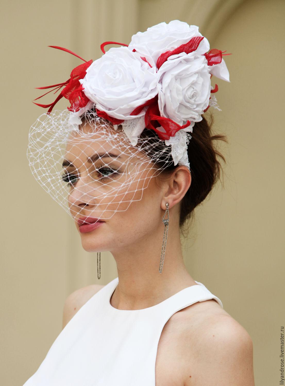 Шляпка для свадьбы 192
