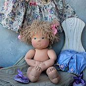 Куклы и игрушки ручной работы. Ярмарка Мастеров - ручная работа Кукла для больших и маленьких девочек. ОДУВАНЧИК:). Handmade.