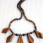 Украшения handmade. Livemaster - original item The beads are