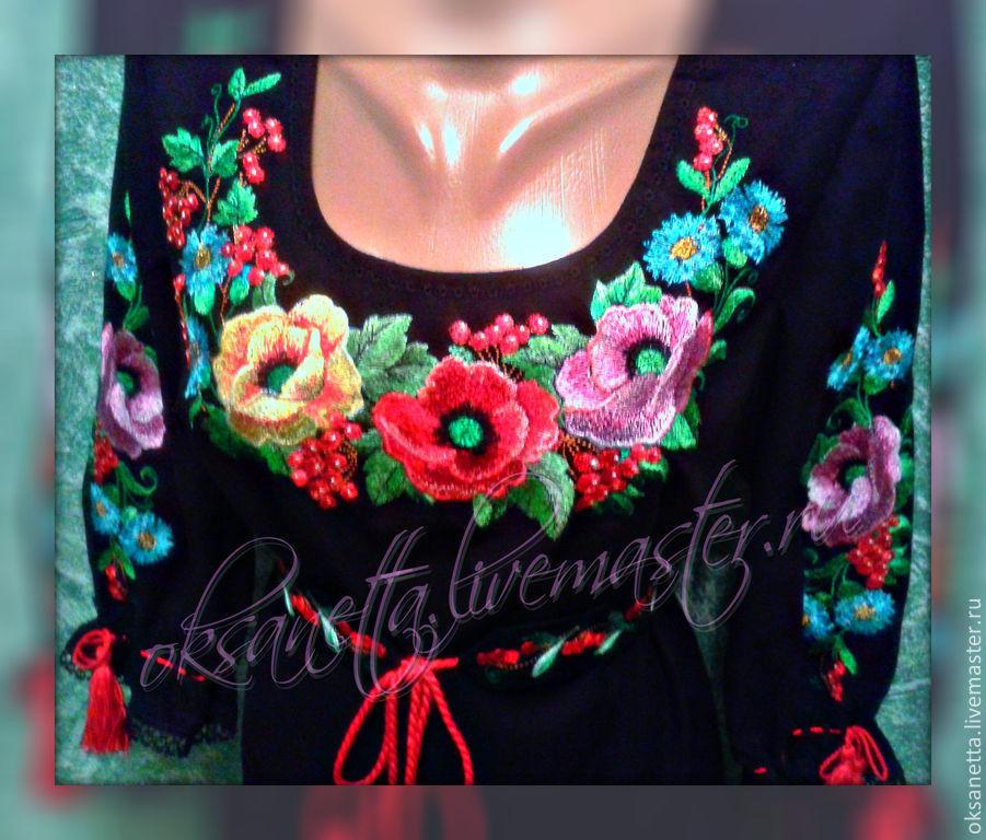 Dress-vyshivanka 'Damskiy Kapriz', Dresses, Zaporozhye,  Фото №1