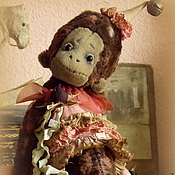 Куклы и игрушки ручной работы. Ярмарка Мастеров - ручная работа Лакки. Handmade.