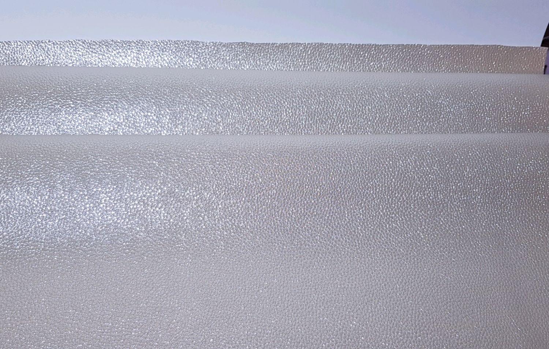 ЭКО-кожа Белый перламутр. Лист 140 х 50 см, Фурнитура, Днепр,  Фото №1