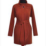 Одежда ручной работы. Ярмарка Мастеров - ручная работа Пальто укорочённое. Handmade.
