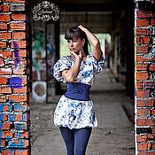 """Одежда ручной работы. Ярмарка Мастеров - ручная работа Платье """"Граффити"""". Handmade."""