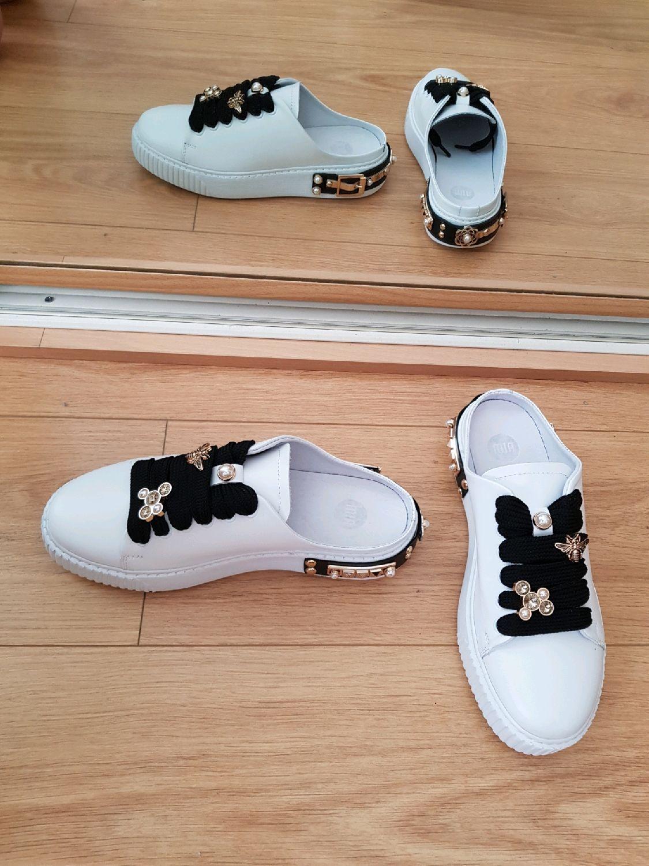 Обувь ручной работы. Ярмарка Мастеров - ручная работа. Купить Мюли-Кеды с тюнингом. Handmade. Кеды, Обувь из кожи