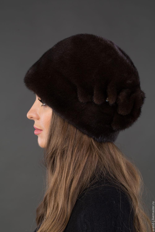 Норковая шапка своими руками фото 985