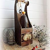 Для дома и интерьера ручной работы. Ярмарка Мастеров - ручная работа Короб для масла. Handmade.