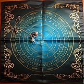 Фен-шуй и эзотерика handmade. Livemaster - original item Altar Cloth for pendulum. Handmade.