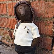 Куклы и игрушки handmade. Livemaster - original item Teddy bear Gregory (Grisha). Handmade.