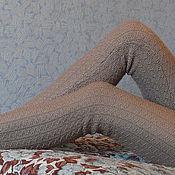 Одежда ручной работы. Ярмарка Мастеров - ручная работа Лосины с объемным рисунком. Handmade.