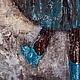 Люди, ручной работы. Картина. А сапожки к зонтику. Масло, холст, 40х50. Ершова (Ershova) Марина (Marina):). Ярмарка Мастеров.
