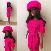 Одежда для кукол ручной работы. Ярмарка Мастеров - ручная работа Одежда для кукол Барби №12. Handmade.