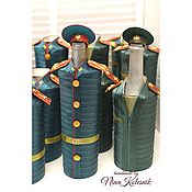 handmade. Livemaster - original item Corporate gifts for male military officers. Handmade.