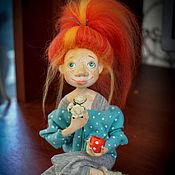 Куклы и игрушки ручной работы. Ярмарка Мастеров - ручная работа Сашель  (повтор). Handmade.