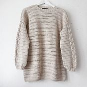 Одежда handmade. Livemaster - original item Sweater knitted
