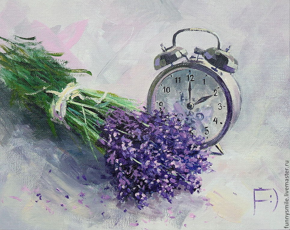Oil painting on canvas. Time Provence, Pictures, Moscow,  Фото №1