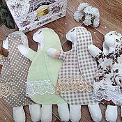 Куклы и игрушки ручной работы. Ярмарка Мастеров - ручная работа Грелка с вишневыми косточками. Handmade.