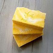 Косметика ручной работы handmade. Livemaster - original item Natural soap from scratch