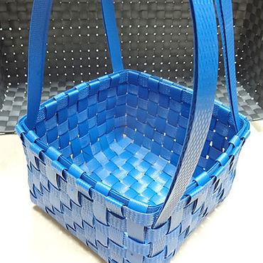Дизайн и реклама ручной работы. Ярмарка Мастеров - ручная работа Услуги: плетение из полипропилена. Handmade.