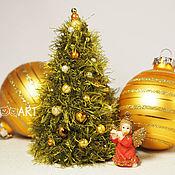 Подарки к праздникам handmade. Livemaster - original item Christmas tree - hand-made souvenir. Handmade.