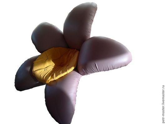 Мебель ручной работы. Ярмарка Мастеров - ручная работа. Купить кресло-цветок. Handmade. Сиреневый, кресло, цветок, интерьер, креатив