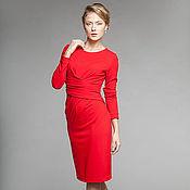 Одежда ручной работы. Ярмарка Мастеров - ручная работа Платье Симона 3180311. Handmade.