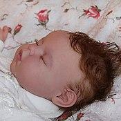 Куклы и игрушки ручной работы. Ярмарка Мастеров - ручная работа Спящий малыш. Handmade.