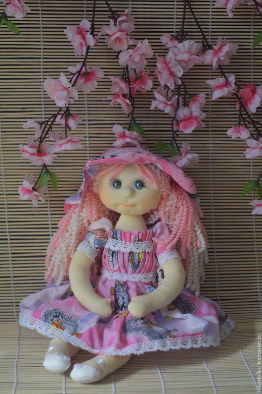 Куколка Яночка