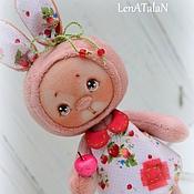 """Куклы и игрушки ручной работы. Ярмарка Мастеров - ручная работа """"Настена..."""". Handmade."""