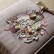 Подарки к праздникам handmade. Livemaster - original item Album Princess. Handmade.