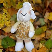 Куклы и игрушки ручной работы. Ярмарка Мастеров - ручная работа Овечка - символ 2015. Handmade.
