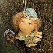 Куклы и игрушки ручной работы. Ярмарка Мастеров - ручная работа Свет в окошке.... Handmade.